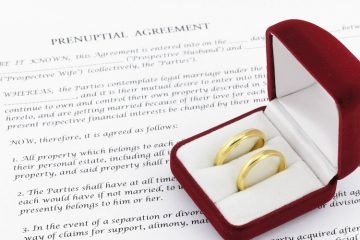 Weighing Up Whether A Prenuptial Agreement Would Benefit You